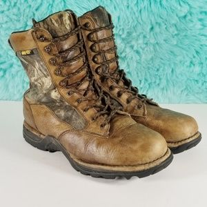 "Danner GoreTex 8"" Pronghorn Camo Boots Size 11.5"